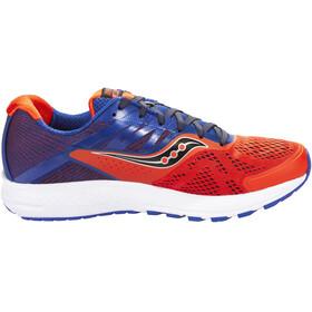 saucony Ride 10 Running Shoes Men orange/blue